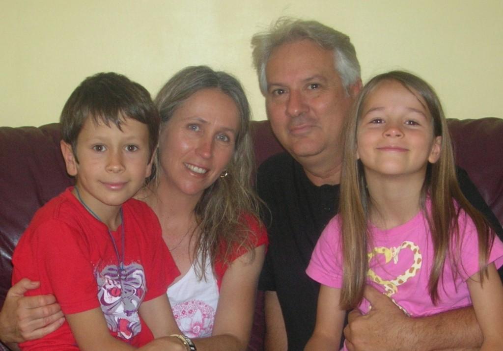 Jacki and family